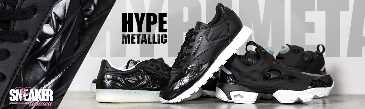 hype metallic