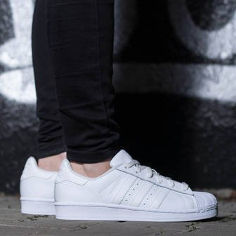 DAMEN SCHUHE SNEAKER ADIDAS ORIGINALS SUPERSTAR B27136
