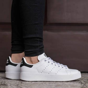 Damen Schuhe sneakers Adidas Originals Stan Smith Bold S75213