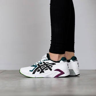 Damen Schuhe sneakers Asics Gel-DS Trainer OG H704Y 0190