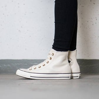 Damen Schuhe sneakers Converse Chuck Taylor All Star Winter Knit + Fur Hi 553367C