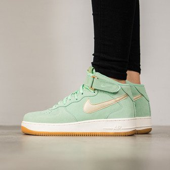 Damen Schuhe sneakers Nike Air Force 1 07 Mid Seasonal 818596 300