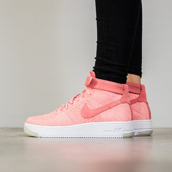 Damen Schuhe sneakers Nike Air Force 1 Flyknit 818018 802