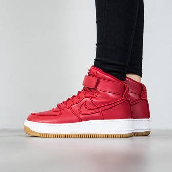 Damen Schuhe sneakers Nike Air Force 1 Upstep Hi Si 881096 600
