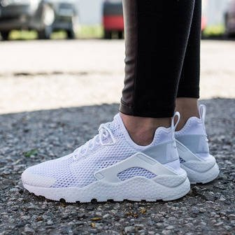 Damen Schuhe sneakers Nike Air Huarache Run Ultra Breathe 833292 100