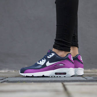 Damen Schuhe sneakers Nike Air Max 90 (GS) 833376 402