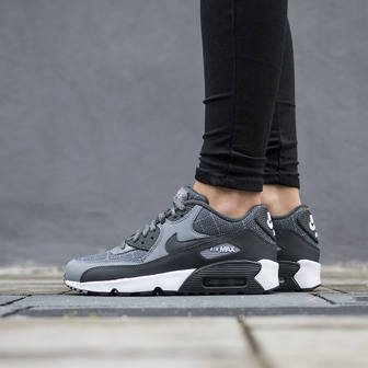 Damen Schuhe sneakers Nike Air Max 90 (GS) 859560 001