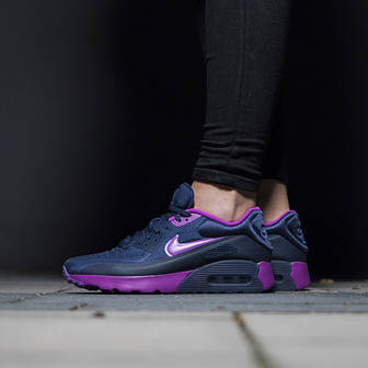 Damen Schuhe sneakers Nike Air Max 90 Ultra SE (GS) 844600 400