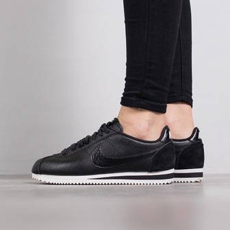 Damen Schuhe sneakers Nike Classic Cortez Leather Premium 833657 005
