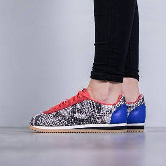 "Damen Schuhe sneakers Nike Classic Cortez Leather Premium ""Python Pack"" 833657 100"