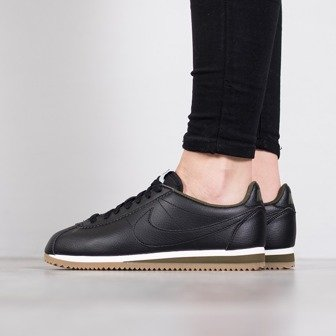 Damen Schuhe sneakers Nike Wmns Classic Cortez Leather 807471 005
