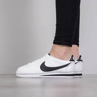 Damen Schuhe sneakers Nike Wmns Classic Cortez Leather 807471 101