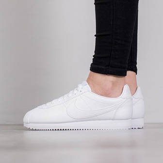 Damen Schuhe sneakers Nike Wmns Classic Cortez Leather 807471 102