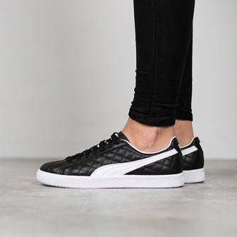 Damen Schuhe sneakers Puma Clyde Dressed Part Deux FM 363636 02