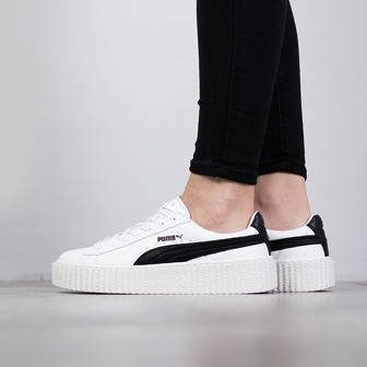 "Damen Schuhe sneakers Puma Creeper x Fenty by Rihanna ""White & Black"" 364462 01"