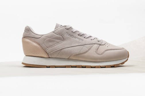 Damen Schuhe sneakers Reebok Classic Leather Golden Neutrals BD3744