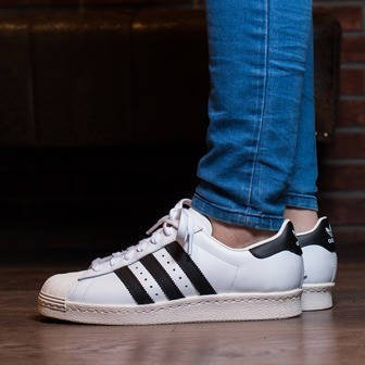 Damen Schuhe sneakers adidas Originals Superstar 80S G61070