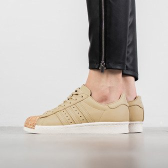 Damen Schuhe sneakers adidas Originals Superstar 80s Cork BA7604