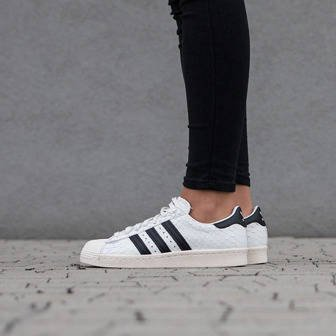 Damen Schuhe sneakers adidas Originals Superstar 80s S76414