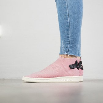 Damen Schuhe sneakers adidas Stan Smith Sock Primeknit BY9250