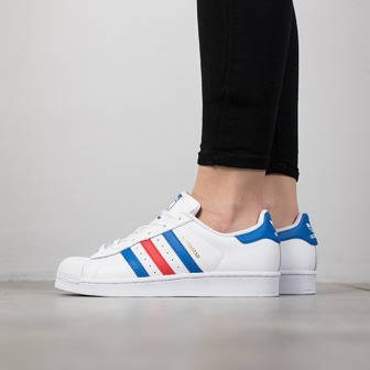 Damen Schuhe sneakers adidas Superstar J BB0354