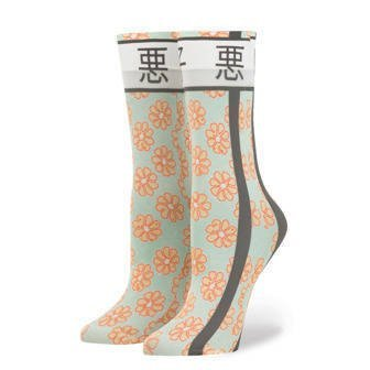Damen Socken Stance Rihanna Bad Gril W515C16BAD Green