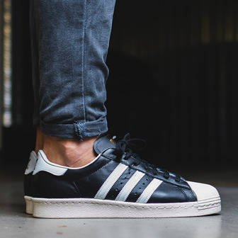 HERREN SCHUHE SNEAKERS Adidas Originals Superstar 80's G61069