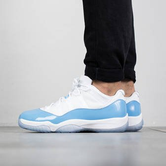 "Herren Schuhe sneakers Air Jordan 11 Retro Low UNC ""University Blue"" 528895 106"