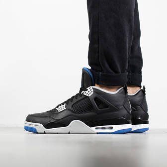 "Herren Schuhe sneakers Jordan 4 ""Game Royal"" 308497 006"