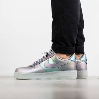 Herren Schuhe sneakers Nike Air Force 1 07 Lv8 718152 019