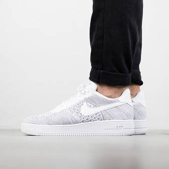 Herren Schuhe sneakers Nike Air Force 1 Ultra Flyknit Low 817419 006
