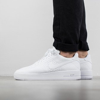 Herren Schuhe sneakers Nike Air Force 1 Ultra Flyknit Low 817419 101