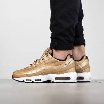 "Herren Schuhe sneakers Nike Air Max 95 ""Metallic Gold"" 918359 700"