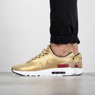 "Herren Schuhe sneakers Nike Air Max Zero ""Metallic Gold"" 789695 700"