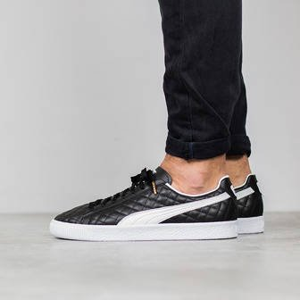 Herren Schuhe sneakers Puma Clyde Dressed Part Deux FM 363636 02