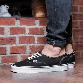Herren Schuhe sneakers Vans Authentic 4OQ187