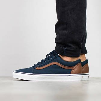Herren Schuhe sneakers Vans Authentic Old Skool Dress VA38G1MVE