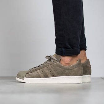 Herren Schuhe sneakers adidas Originals Superstar 80s BB2226