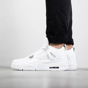 "Herren schuhe sneakers Air Jordan 4 Retro ""Pure Money"" 308497 100"