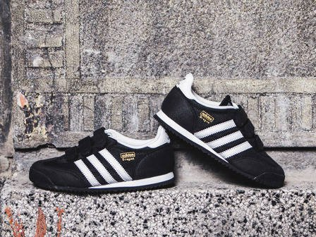 KINDER SNEAKER SCHUHE ADIDAS ORIGINALS DRAGON CF AF6268