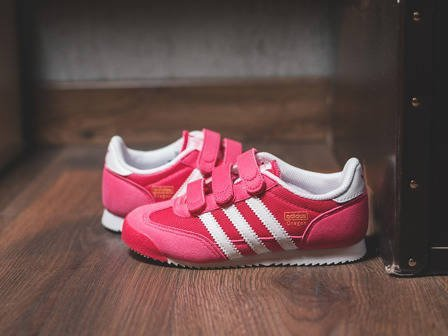 Kinder Schuhe sneakers adidas Originals Dragon Cf S74830