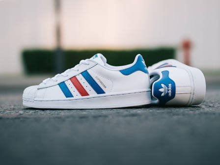 Kinder Schuhe sneakers adidas Superstar C BB0362