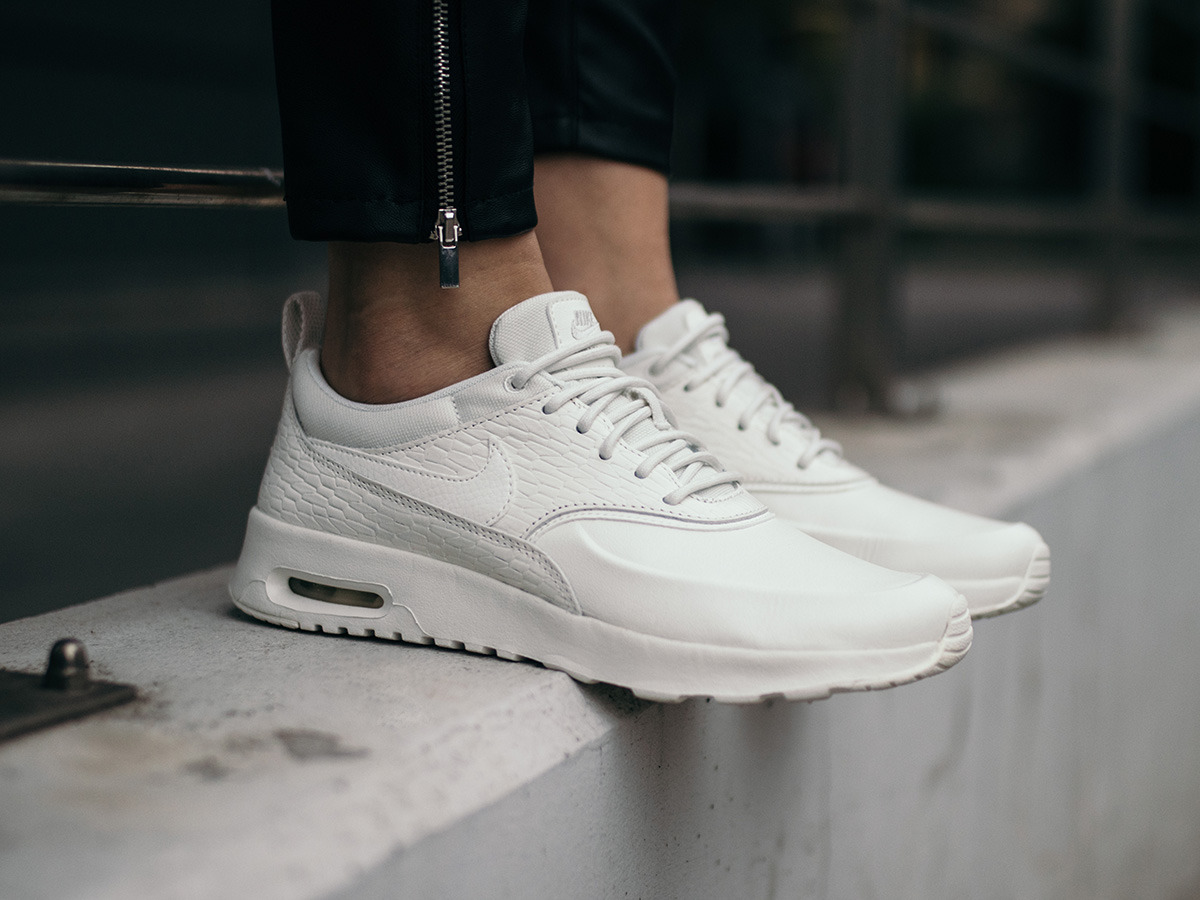 Nike Air Max Thea Leather Shoes