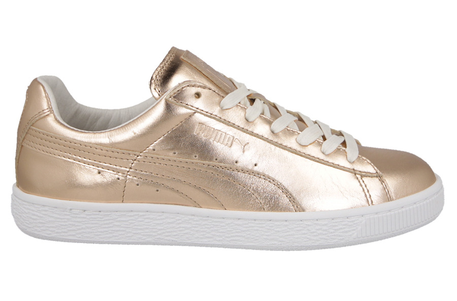 Puma Schuhe Damen Metallic gentle