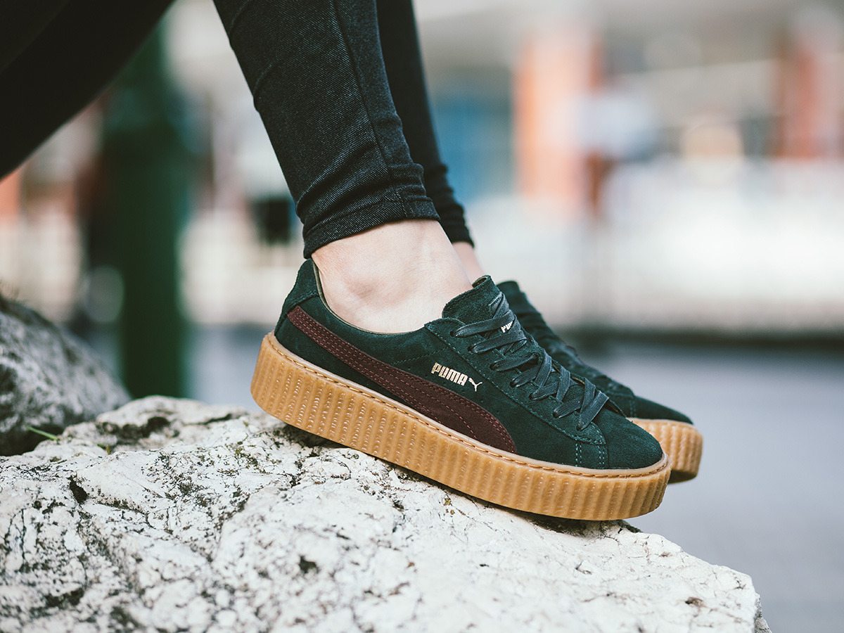 puma by rihanna creeper schweiz