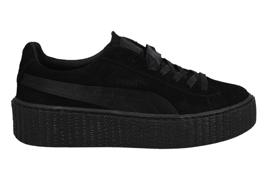 damen schuhe sneakers puma suede creepers satin fenty. Black Bedroom Furniture Sets. Home Design Ideas
