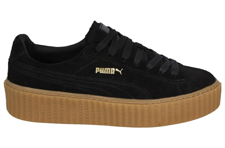 damen schuhe sneakers puma suede creepers x rihanna 361005 02 preis online shop. Black Bedroom Furniture Sets. Home Design Ideas