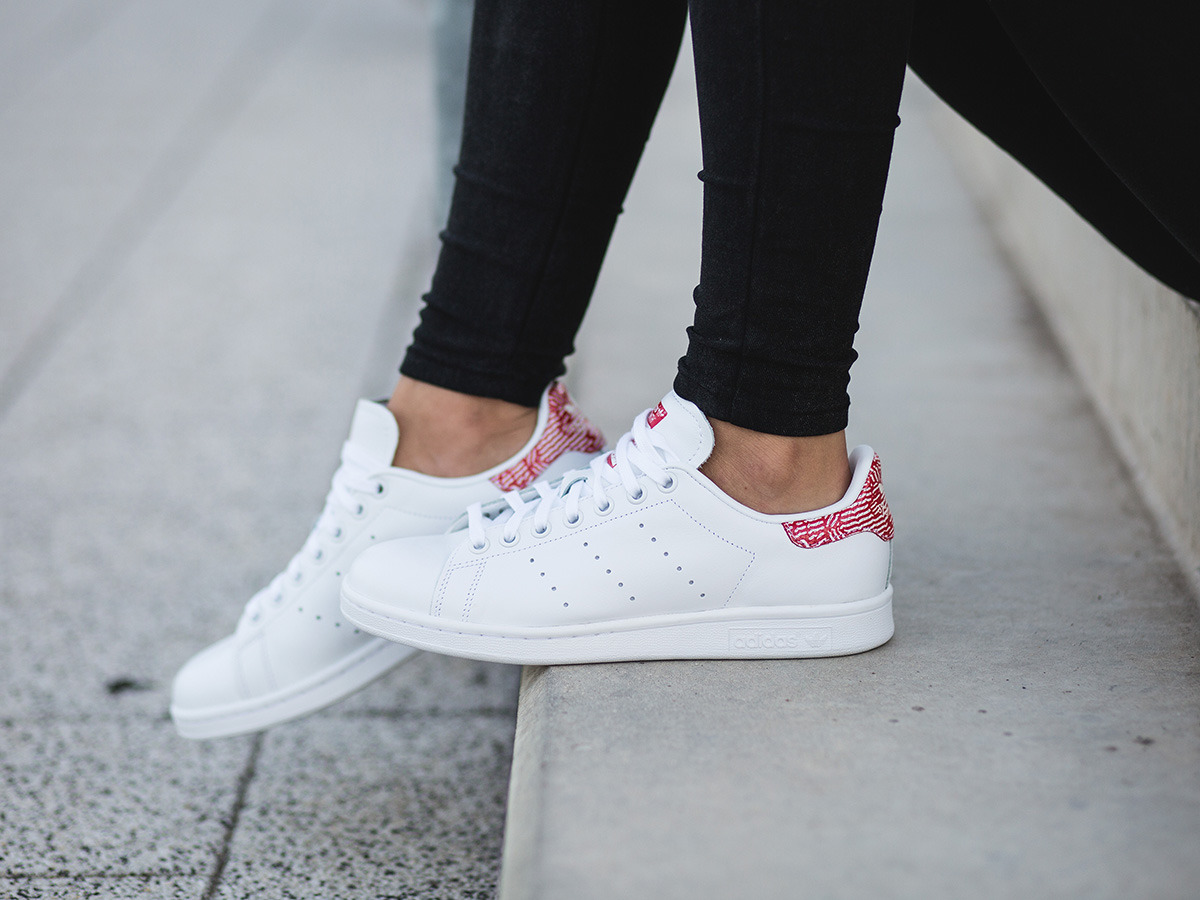 c0fbdd773ce004 Damen Adidas Originals Kinderhaus Stan Smith erxoWCdB