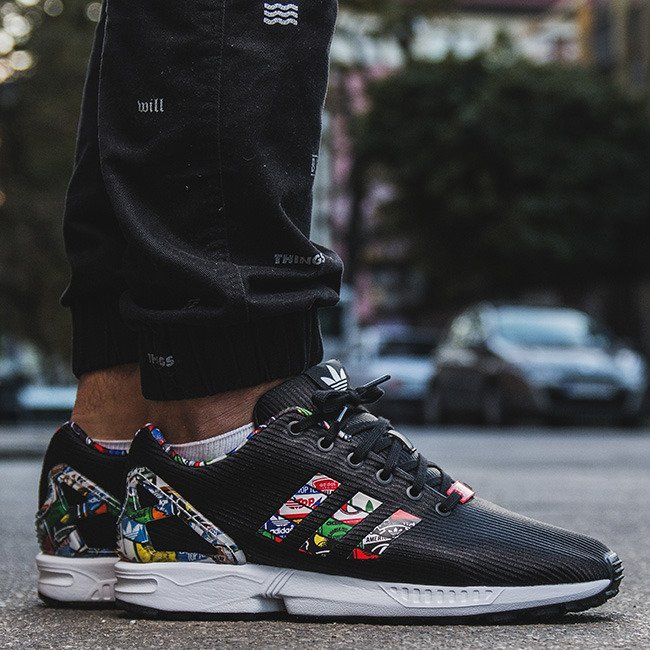 Adidas Originals Zx Flux Sneaker
