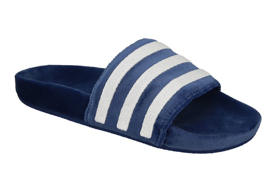 herren flipflops adidas originals adilette mystery blue. Black Bedroom Furniture Sets. Home Design Ideas